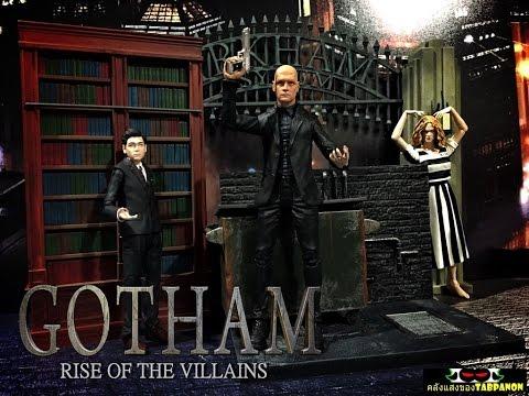 [Review] Bruce Wayne, Barbara Kean, Victor ZsasZ - DST Gotham TV Series 3