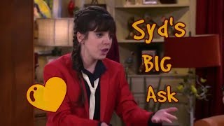 Syd's BIG ASK - SINGING to Elena || ODAAT s02e11 (very gay)