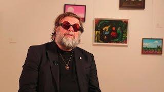 Борис Гребенщиков о музыке, живописи и персональной выставке