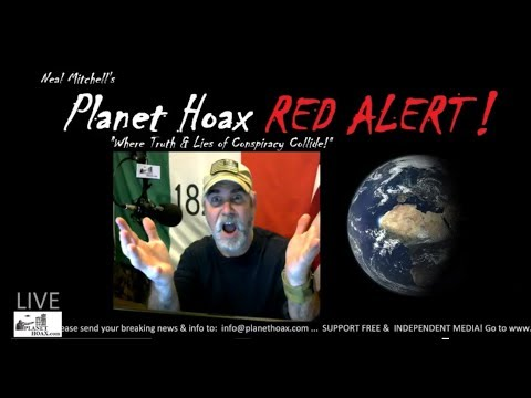 Planet Hoax LIVE! Every Friday @ 9pm CST!