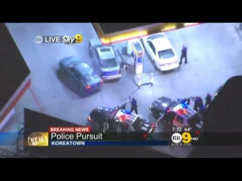 Awful! ONE WEEK of Los Angeles local news condensed into 2 minutes.