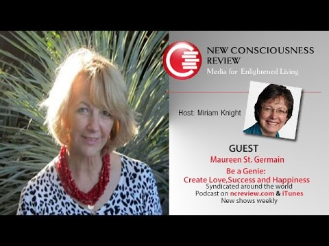 Be a Genie with Maureen St. Germain