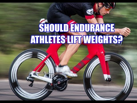 Should Endurance Athletes Lift Weight? strength training for endurance