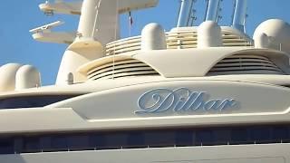 Mega Yacht Extra Luxury Dilbar