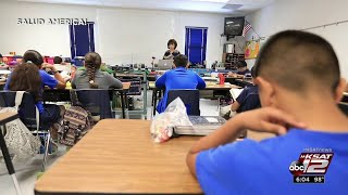 """Video: New school district """"toolkit"""" tends to kids missing school due to trauma, stress"""