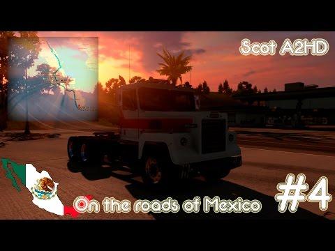 [ATS][Viva Mexico Map v.1.0] Scot - Cabo San Lucas to Santa Rosalia #4