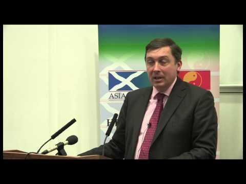 Asia Scotland Institute Jon Wilks Presentation