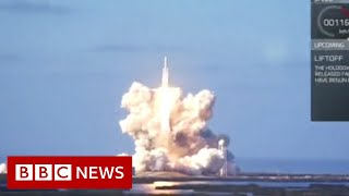 What Is Spacex And Why Is It Working With Nasa? - Bbc News