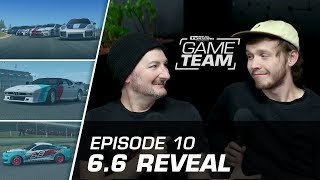 Real Racing TV Game Team 10 - 6.6 Reveal