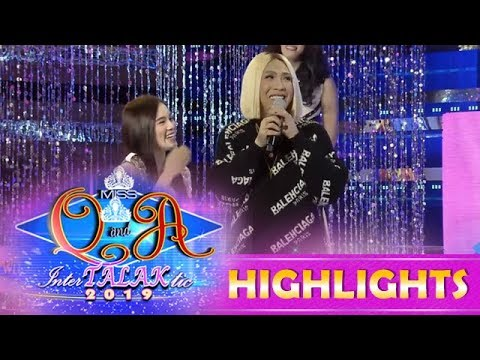 It's Showtime Miss Q and A: Vice talks about his vacation in Hong Kong