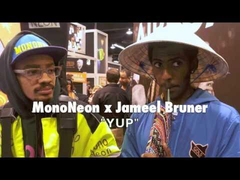 MonoNeon x Jameel Bruner: