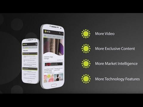 World Textile Information Network Mobile App