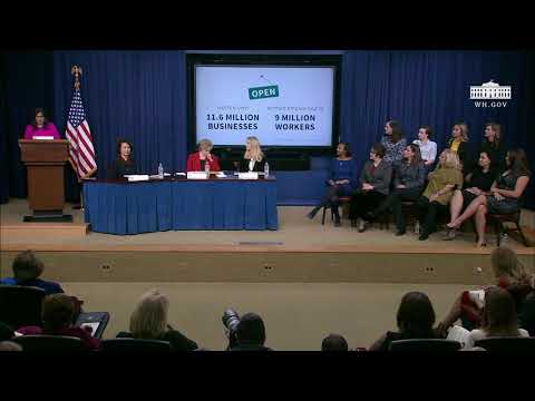 A Conversation with the Women of America - Panel 1
