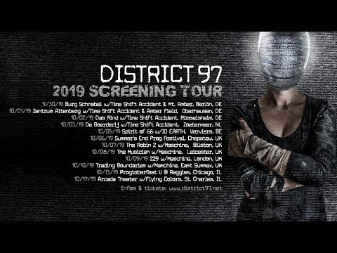 District 97 release new European tour teaser | Louder