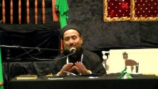 Dua e Kumail Molana Jan Ali Shah Kazmi part 2