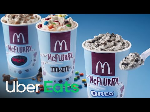 Justin The Web Guy - Get Ready For McDonalds Newest McFlurry: The Snickerdoodle McFlurry!