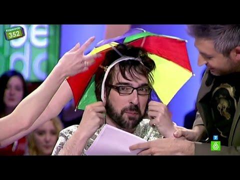 quique peinado cumple 36 años en 'zapeando' - youtube