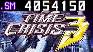 Time Crisis 3 - ALL, 4 Million Points
