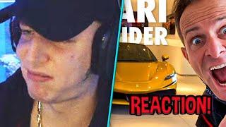 REAKTION auf 462.000 € Ferrari SF90 Spider 😱 (1000 PS)   MontanaBlack Reaktion