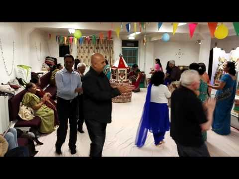 Navratri at Telford Temple - 2016 - 20161001 205044