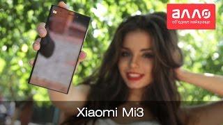 Видео-обзор смартфона Xiaomi Mi3