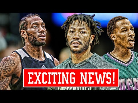 DERRICK ROSE SNAPPED! KAWHI LEONARD is going to SAVE THE SPURS! | NBA News