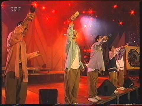 Backstreet Boys - Radio Regenbogen Festival 1996