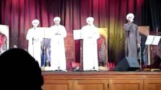 the grand burdah 2009 ahbab al mustafa 1