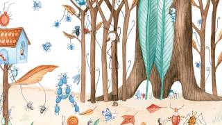 TWIG - official trailer - picture book by Aura Parker