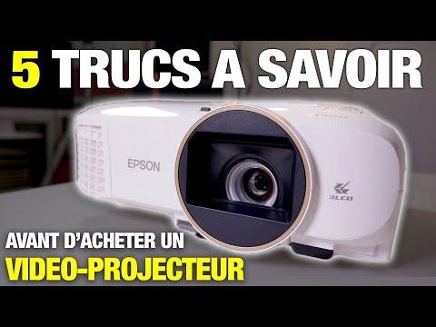 5 Trucs à Savoir Avant D'acheter Un Vidéo-projecteur