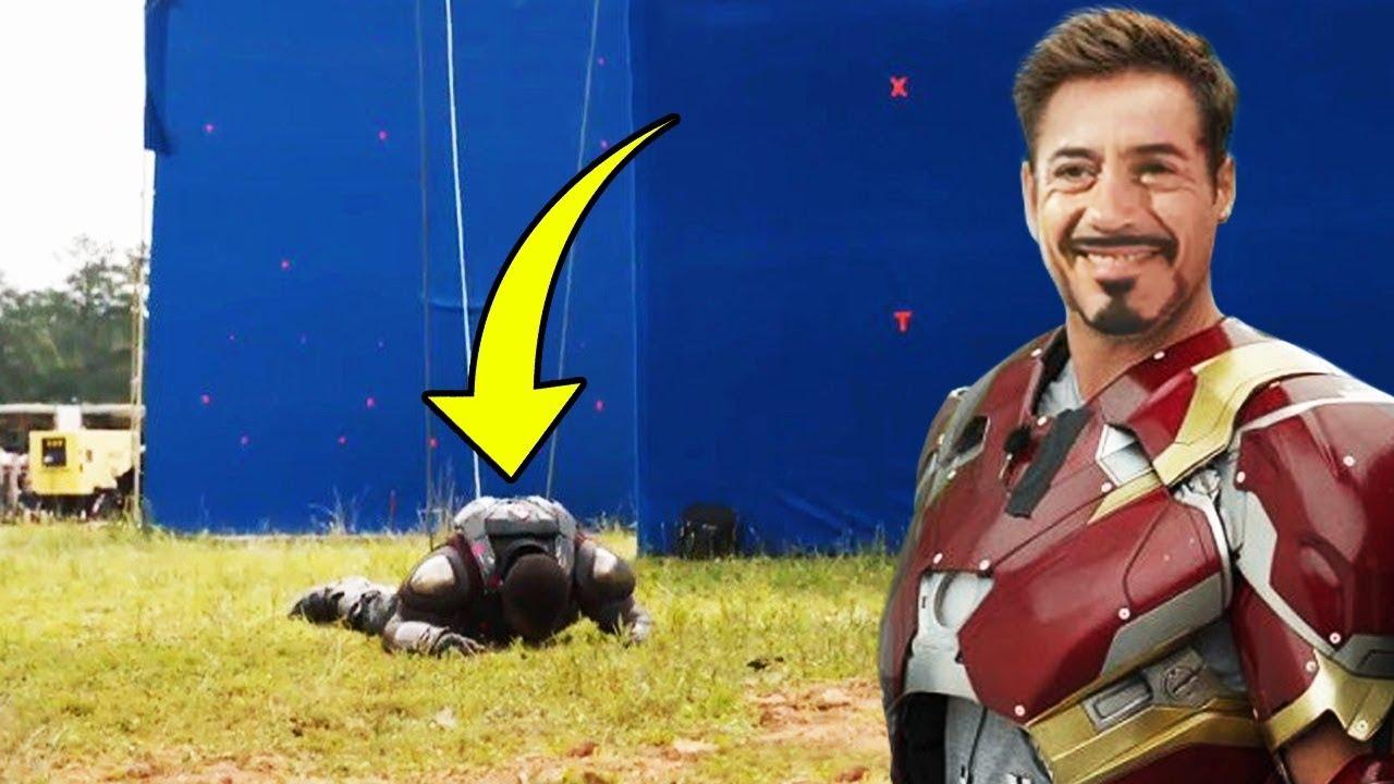 As Cenas Mais Engraçadas e Vergonhosas nos Filmes da Marvel
