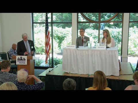 Bellingham City Club: Mayoral Candidate Forum