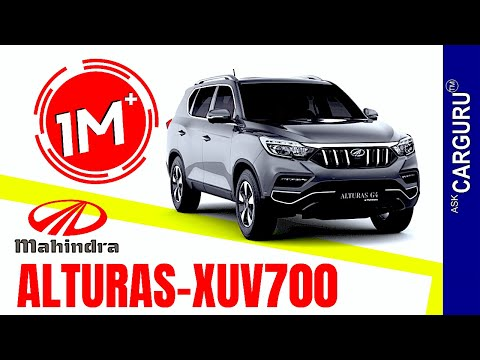 Mahindra XUV700, CARGURU, Price, Engine, Interior &  Exterior All Details