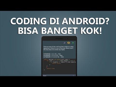 Cara Coding C++ Di Android
