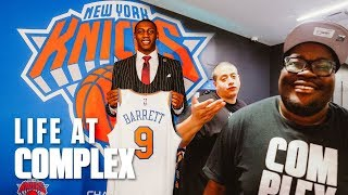 Should We Feel Bad For Knicks Fans?   #LIFEATCOMPLEX