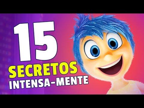 Intensamente: 15 CURIOSIDADES de la pelicula de Pixar / Disney (en español)
