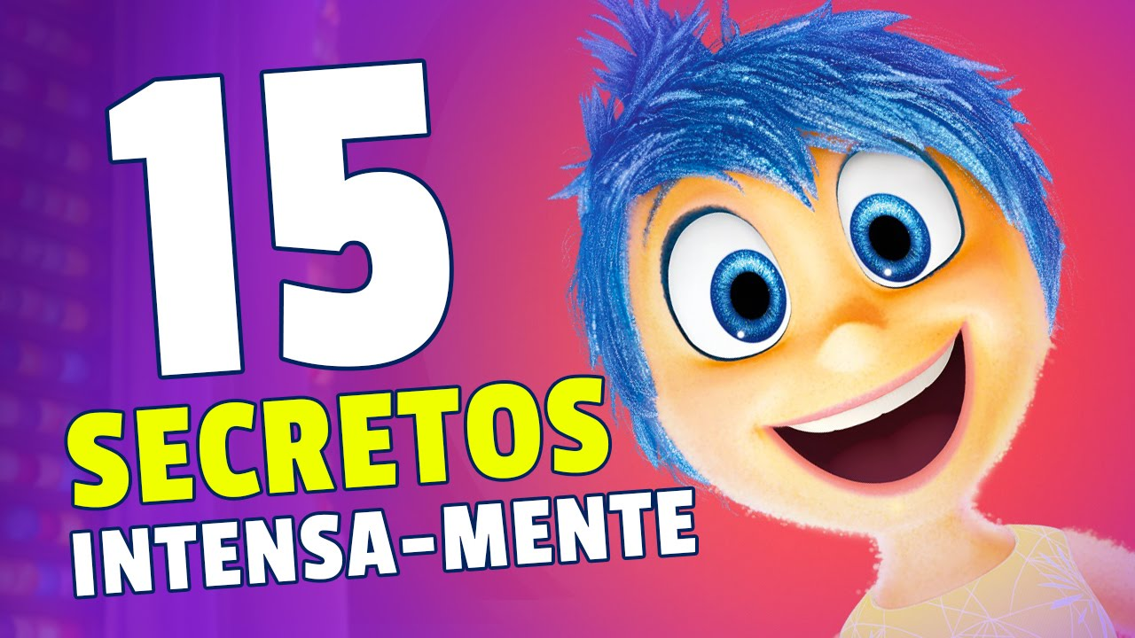 Intensamente 15 Curiosidades De La Pelicula De Pixar Disney En
