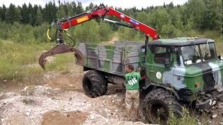 ГАЗ-66 фискар
