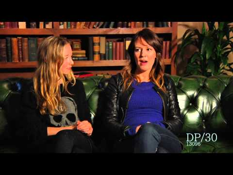 DP30 @ Sundance '12: Nobody Walks, actors Rosemarie DeWitt, India Ennenga