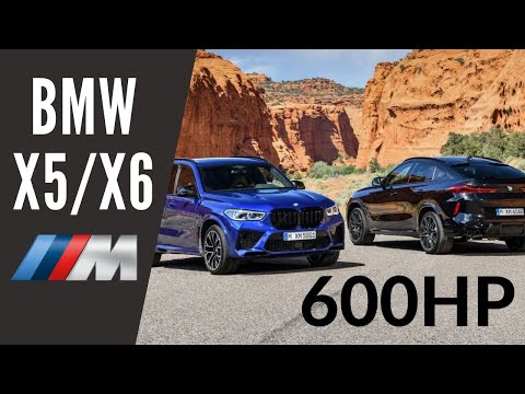2020 BMW X5M & X6M - 600hp All Day!