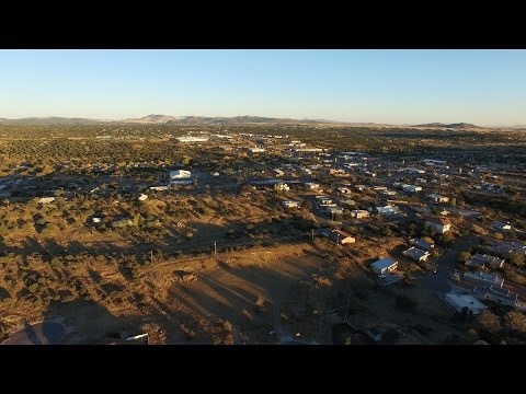 Drone Video Silver City, NM (4K)