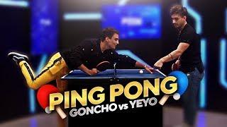 PING PONG VS YEYO DE GREGORIO