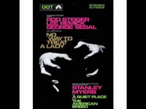 Stanley Meyers - St Matthew Fashion - No Way To Treat A Lady OST