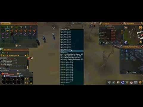 Runescape low level money guide picking loot 2013