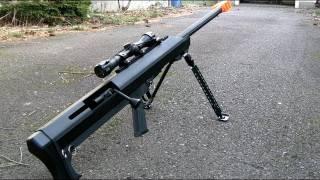 Barrett M99 Review (Snow Wolf) thumbnail