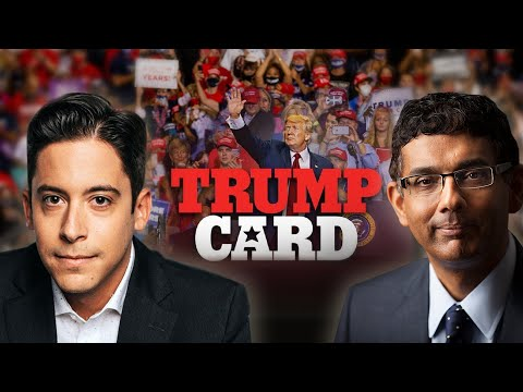The Tump Card and The Open ATTACK on Conservatives | Dinesh D'souza