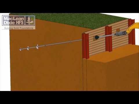 MacLean Dixie Tieback Installation Guide