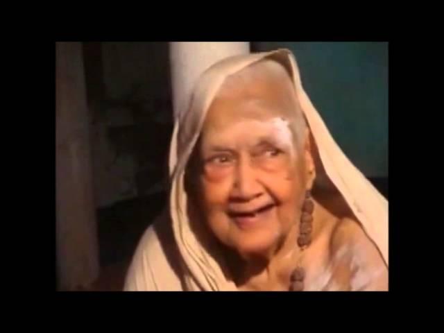 Experience With Maha Periyava: Kamakshi paati