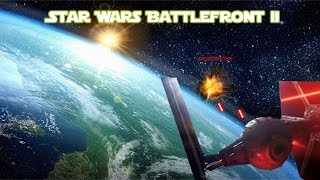 STAR WARS Battlefront II Space Battle