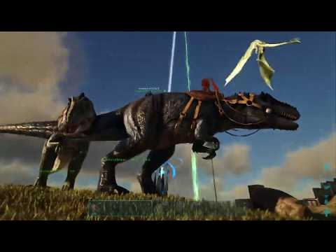 ARK PvP PS4 - Meatrunning The North NoX - Server 215